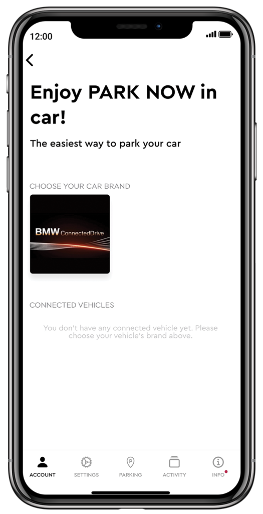 Park Now Fully Integrated Into Your Bmw Navigation System