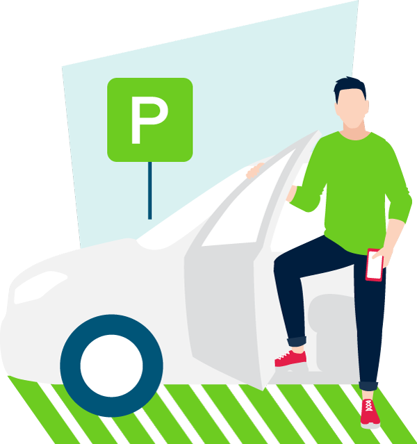 PARK NOW digitizes parking in your city
