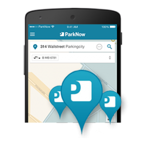 Find, park and pay your parking spot with ParkNow
