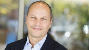 Peter Buchenrieder CCO Parkmobile Group