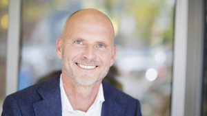 Roald van Dijk, CFO Parkmobile Group
